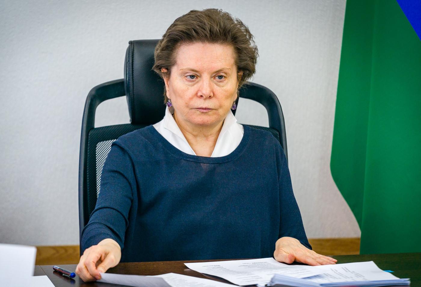 Наталья Комарова ввела дополнительные ограничения в связи с  распространением коронавируса
