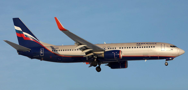 Самолет «Аэрофлота» вернулся в Шереметьево из-за неисправности, сделав несколько кругов над Дубной