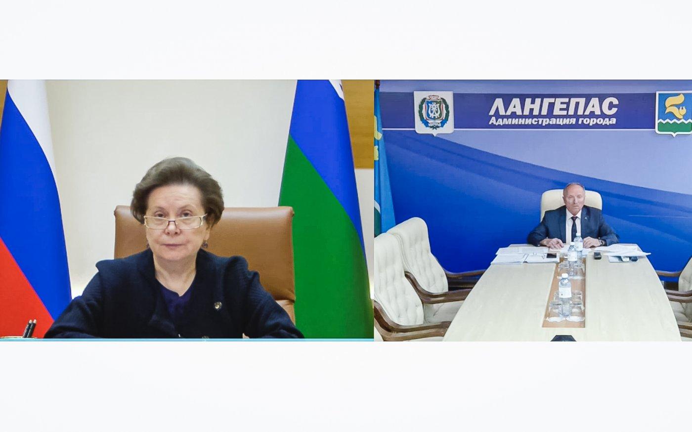 Работа онлайн лангепас московская работа для девушек