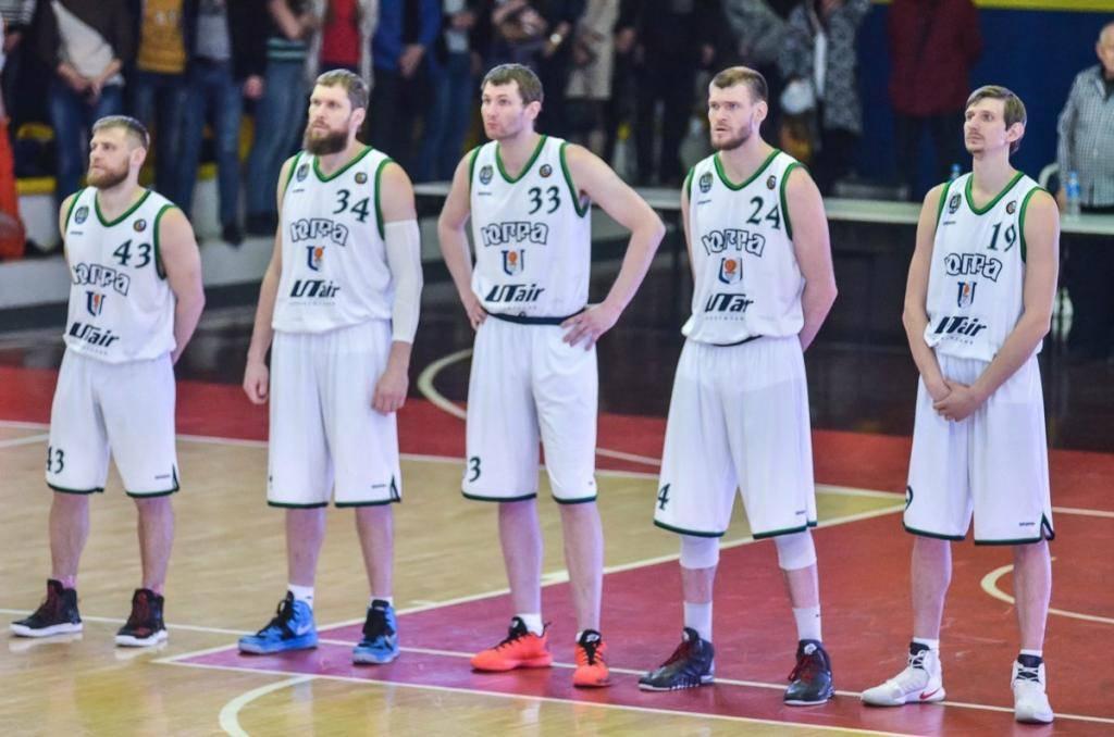 e556ef8b Сургутский баскетбольный клуб «Университет-Югра» вышел в финал первого  дивизиона мужской суперлиги России
