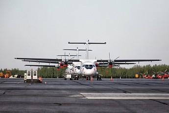 Аэропорты Нижневартовска и Ханты-Мансийска готовятся принимать международные рейсы