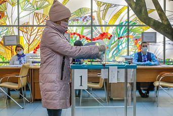 В Югре на выборах в Госдуму больше всего голосов набрала «Единая Россия»