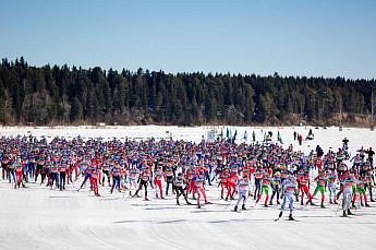 Ханты-Мансийск в восьмой раз примет Югорский лыжный марафон