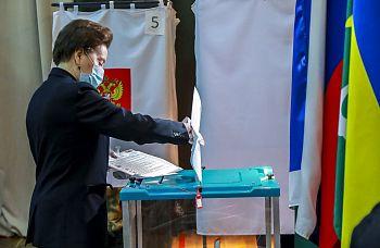 Наталья Комарова: «Выборы в Югре прошли открыто и безопасно»