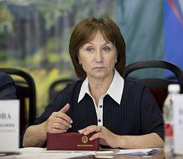 Наталья Стребкова: «Все участки для голосования в Югре были в достаточном количестве обеспечены СИЗами»