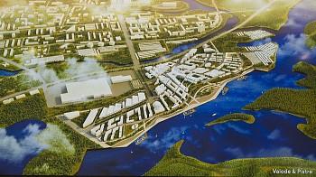 Строительство научно-технологического центра в Сургуте планируют начать в 2022 году