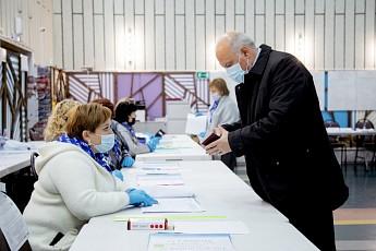 Кандидаты от «Единой России» в Югре одержали победу на выборах в Госдуму по одномандатным округам